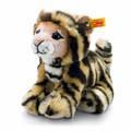 EAN 084102 Steiff plush Billy tiger, striped