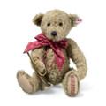 EAN 006388 Steiff mohair Anton Teddy bear with music box, antique beige