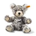 EAN 109928 Steiff plush Lommy Teddy bear, gray/white
