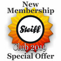 Steiff 2019 Club Membership Special Offer For New Members