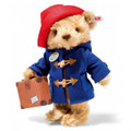 EAN 690495 Steiff mohair 60th anniversary Paddington bear, cinnamon