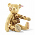 EAN 006272 Steiff silk Gustav designer's choice Teddy bear, gold