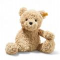 EAN 113505 Steiff plush soft cuddly friends Jimmy Teddy bear, light brown