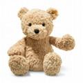 EAN 113512 Steiff plush soft cuddly friends Jimmy Teddy bear, light brown
