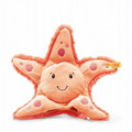 EAN 063893 Steiff plush soft cuddly friends Starry sea star, coral