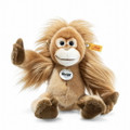 EAN 062018 Steiff plush Elani baby orangutan, light brown