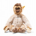 EAN 061585 Steiff plush Bongo gibbon dangling National Geographic, blond tipped