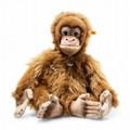 EAN 064883 Steiff plush Alena orangutan, russet