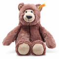 EAN 113840 Steiff plush Bella bear, russet brown