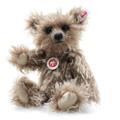 EAN 690891 Steiff mohair Grizzly Ted Cub, caramel