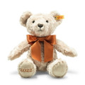 EAN 113895 Steiff plush Cosy Year bear 2022, light blond