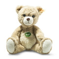 EAN 023033 Steiff recycled PET bottles Tomorrow Tom Teddy bear, cappuccino - Not available in the USA states OH, MA and  PA