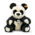 EAN 060021 Steiff plush Manschli panda, black/white