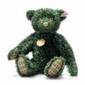 EAN 006036 Steiff paper plush Tomorrow Christmas Teddy bear, green