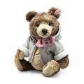 EAN 006180 Steiff bamboo/viscose plush Tomorrow Björn grizzly bear, brown