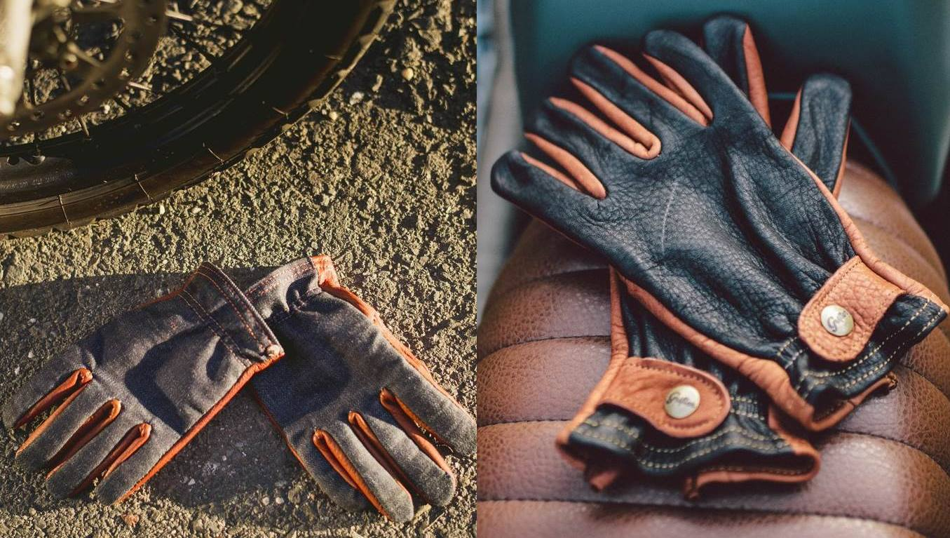 Grifter Ranger and Classic Moto Gloves