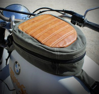 MotoStuka Enduro Tank-Bag - Rear Overview