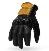 Torc Melrose Leather Gloves in Black