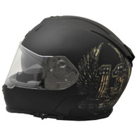 Torc T-14 Full Face Helmet - Wings