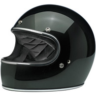 Biltwell Gringo Full Face Motorcycle Helmet in Sierra Green  - Overview