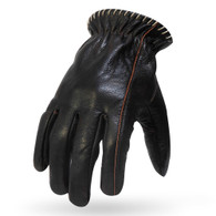 BLOWOUT! Torc Venice Leather Gloves - Brown