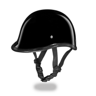 RBG Hawk Novelty Helmet in Gloss Black