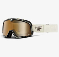 100% Barstow Motorcycle Goggles in Louis - Side View