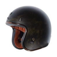 Torc T-50 Moto Helmet in Weathered Bronze