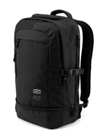 2019 100% Transit Motorcycle Backpack in Black