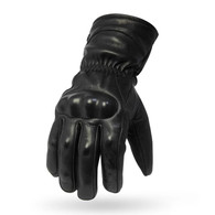 Torc Donner Leather Gloves - Antique Black