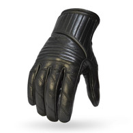 Torc Carson Leather Moto Gloves in Black