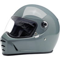 Biltwell Lane Splitter Moto Helmet in Gloss Agave - Overview