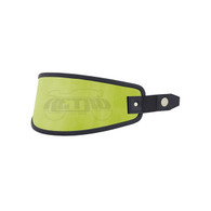 NEXX XG100 Purist Helmet Replacement Shield in Yellow HD