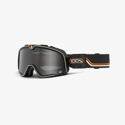 100% Barstow Team Speed Motorcycle Goggles - Front