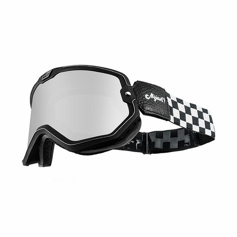 Torc Mojave Motorcycle Goggles in Black Checker - Overview
