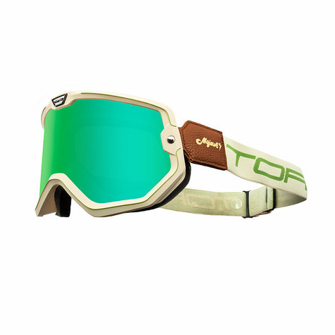 Torc Mojave Motorcycle Goggles in Cream Forza Torc - Overview
