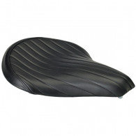 Biltwell Solo Seat in Black Tuck & Roll Vinyl