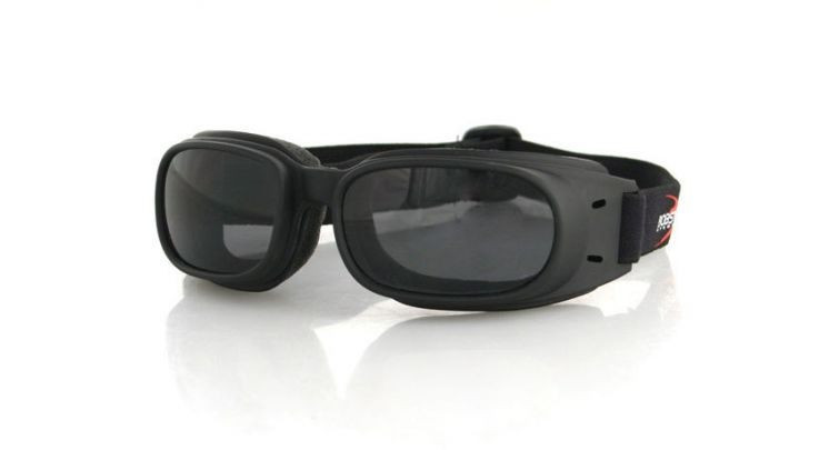50ed8d3526b Bobster Piston Goggles - Smoked Lens