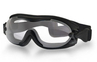 Daytona Fit-Over-Glasses Goggles with Clear Lenses