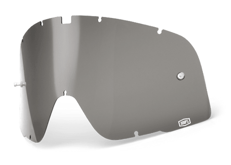 100% Barstow Goggle Replacement Lens in Smoke Tint.