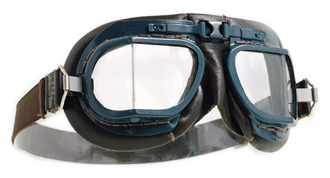 Halcyon Mark 8 Leather Goggle - Battle of Britain