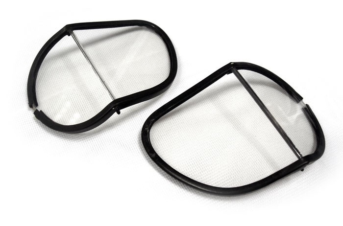 bf74c90a17e Halcyon Goggle Polycarbonate Replacement Split Lens - Clear