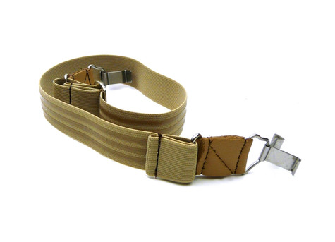 Halcyon Aviator Motorcycle Goggle Deluxe Replacement Headband in Tan