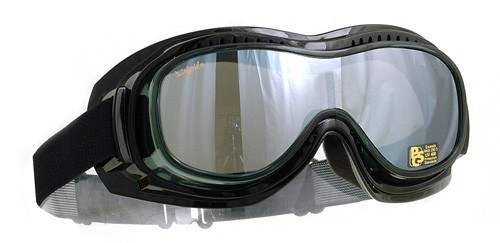 35e6d1a795f Airfoil Mark 5 Vision Fit-Over Motorcycle Goggles - Smoke