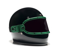 Equilibrialist Knox Maska Visor - Hunter Green/Tinted
