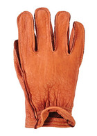 Grifter Marauder Leather Riding Gloves - Top