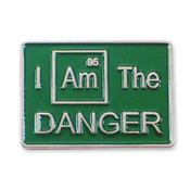 Breaking Bad - I Am The Danger lapel pin