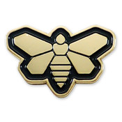 Breaking Bad - Golden Moth lapel pin