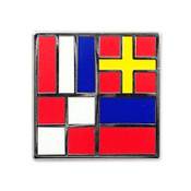 Nautical Flag pin - TRUE