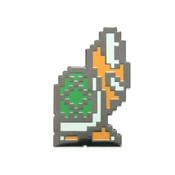Mario - Koopa Troopa Lapel Pin Hard Enamel Black Nickel